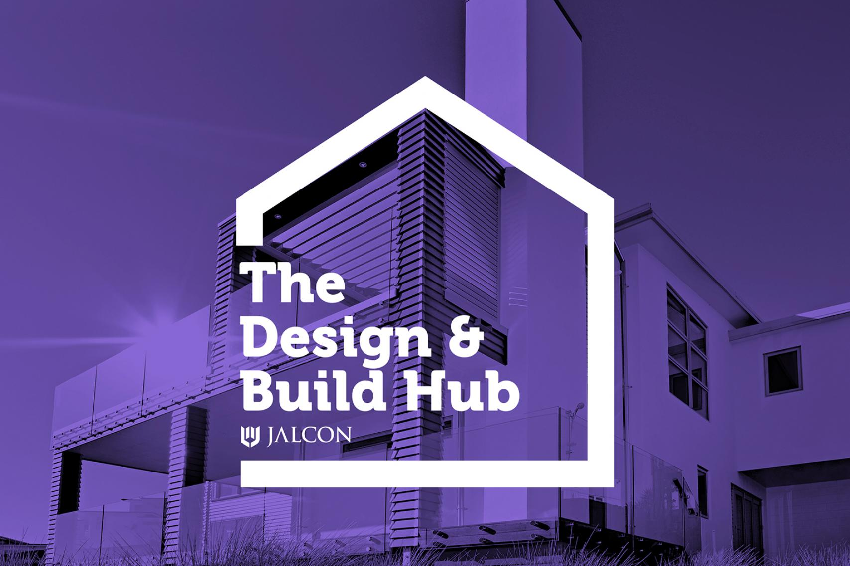 The Design and Build Hub Logo